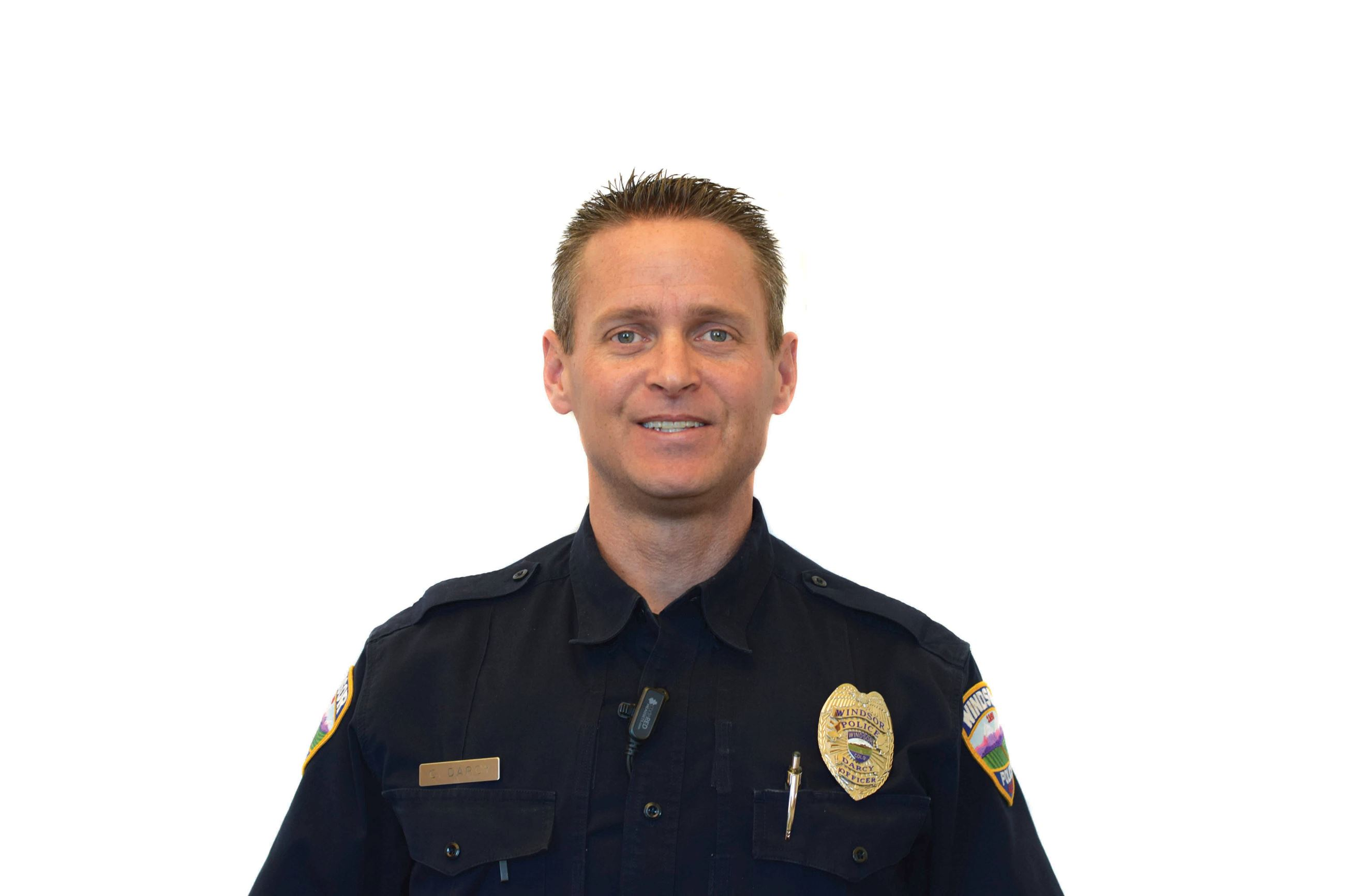 Officer Chris Darcy