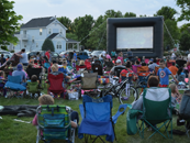 A photo of Windsor's Movies in the Park